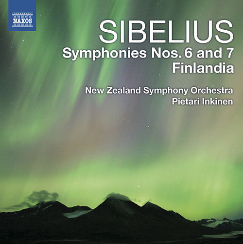 Sibelius: Symphonies Nos. 6 & 7 - Finlandia de Pietari Inkinen