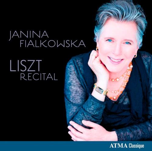Liszt Recital fra Janina Fialkowska