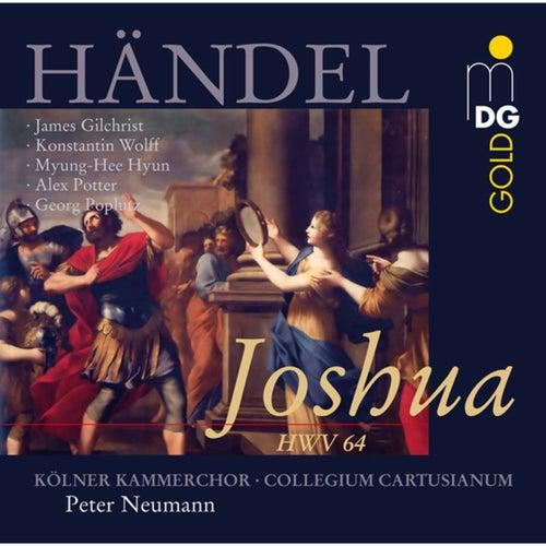 Georg Friedrich Händel: Joshua HWV 64 by James Gilchrist
