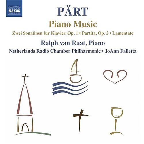 Pärt: Piano Music by Various Artists