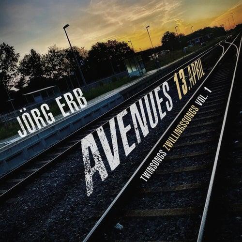 Avenues / 13. April von Jörg Erb