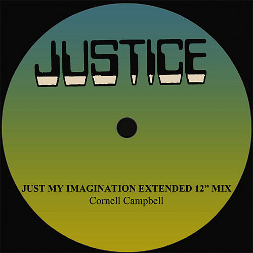 Just My Imagination Extended 12' Mix Cornell Campbell de Cornell Campbell