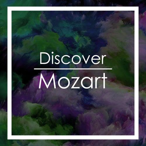 Discover Mozart de Wolfgang Amadeus Mozart
