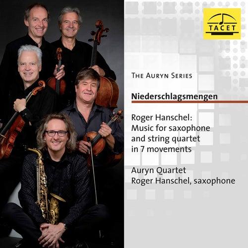 Roger Hanschel: Music for Saxophone & String Quartet von Roger Hanschel