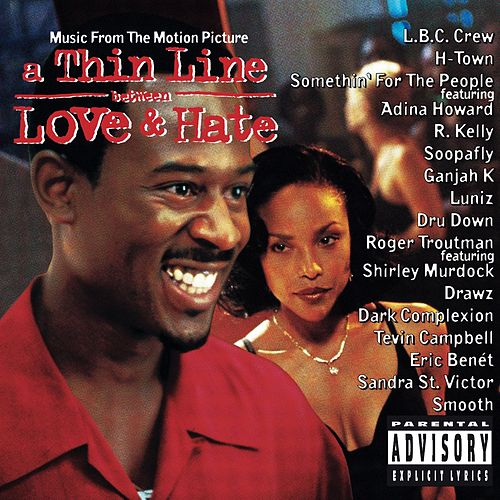 A Thin Line Between Love & Hate (Music From the Motion Picture) by Various Artists