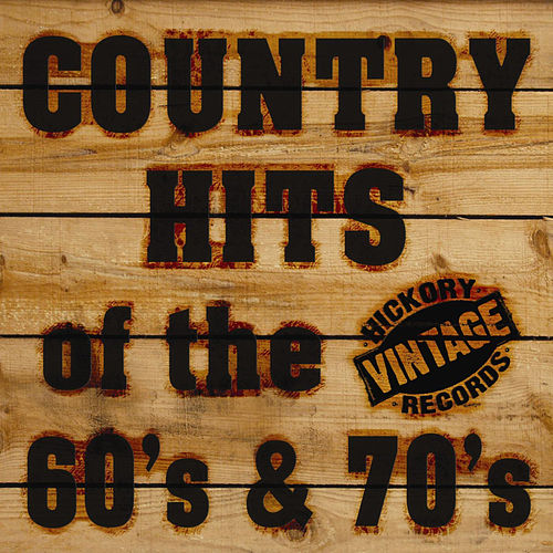 Country Hits of the 60's & 70's von Various Artists