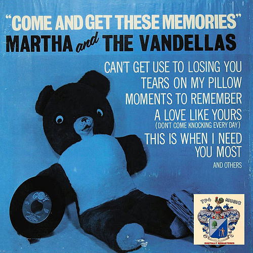 Come and Get These Memories de Martha and the Vandellas