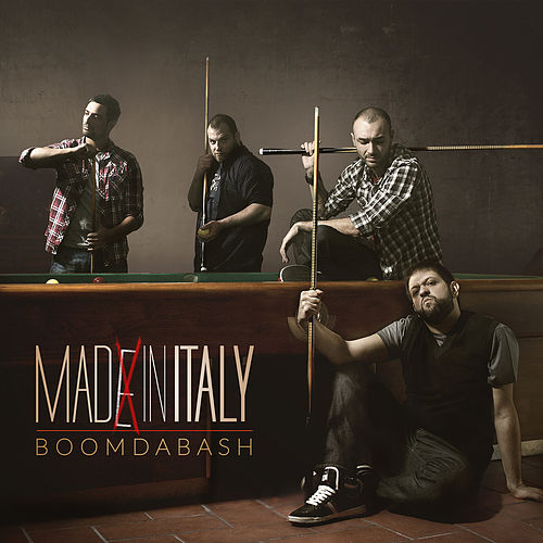 Mad(e) in Italy de Boomdabash