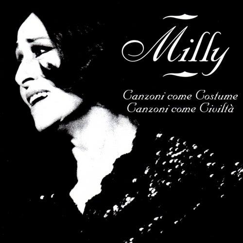Canzoni Come Costume, Canzoni Come Civilta' de Milly