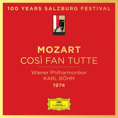 Mozart: Così fan tutte, K. 588 by Gundula Janowitz