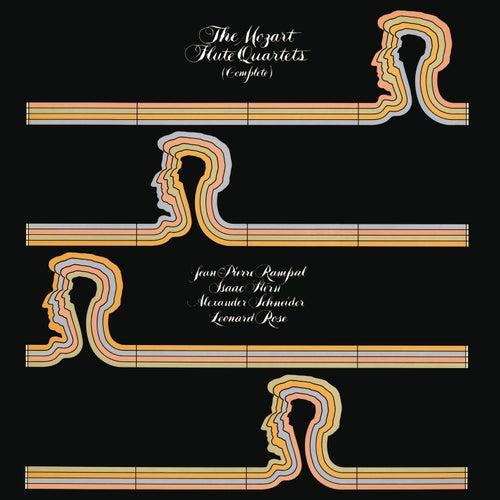 Mozart: Quartets for Flute, Violin, Viola and Cello de Isaac Stern