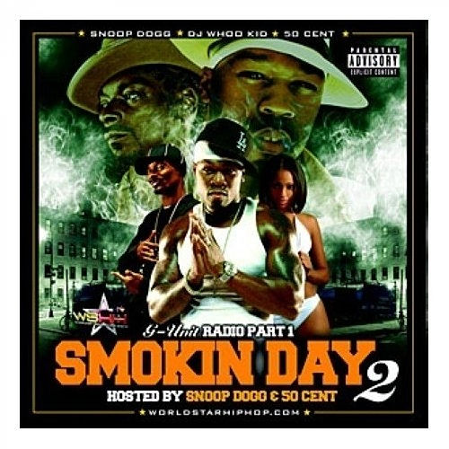 G-Unit Radio 1: Smoking Day 2 de DJ Whoo Kid