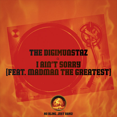 I ain't sorry (feat. Madman the Greatest) by The DigiMunstaz