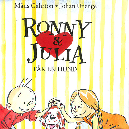 Ronny & Julia Får En Hund von Ronny