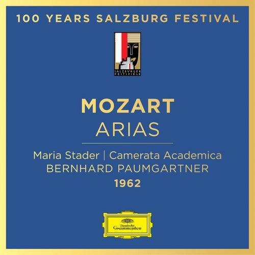Mozart: Arias von Maria Stader