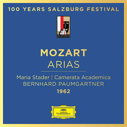 Mozart: Arias by Maria Stader