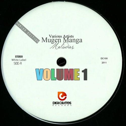 Mugen Manga Melodies Vol. 1 von Various Artists