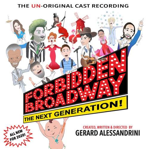 Judy Garland / Renee Zellweger de Forbidden Broadway
