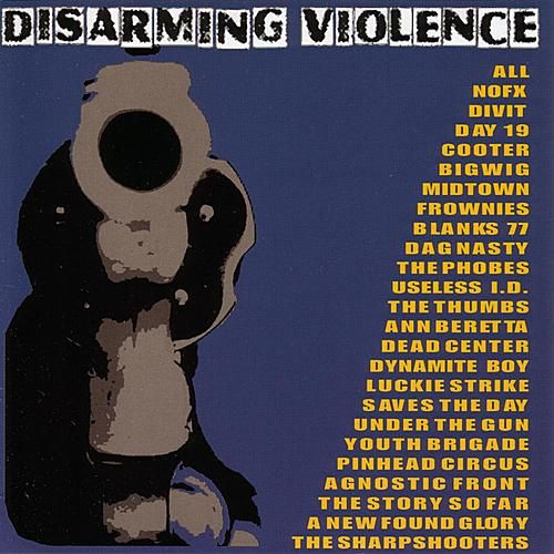 Disarming Violence de Various Artists