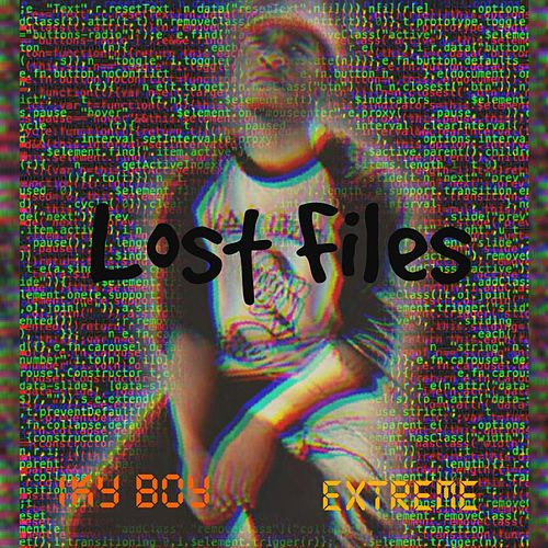 Lost Files by Iky Boy