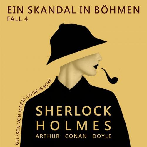Fall 4: Ein Skandal in Böhmen von Sherlock Holmes