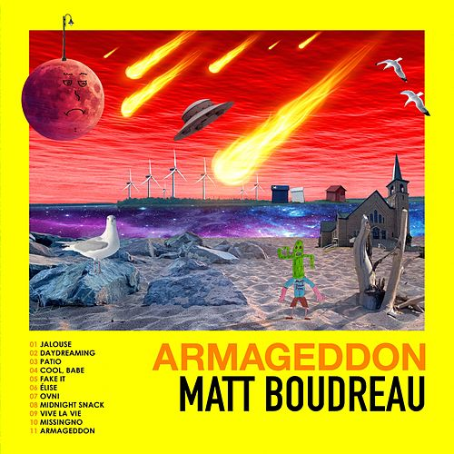 Armageddon by Matt Boudreau