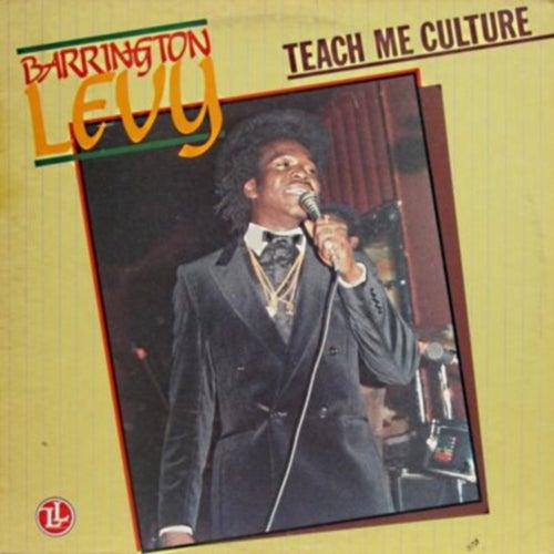 Teach Me Culture de Barrington Levy