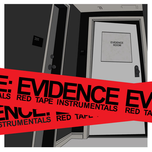 Red Tape Instrumentals by Evidence