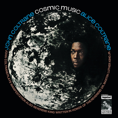 Cosmic Music de Alice Coltrane