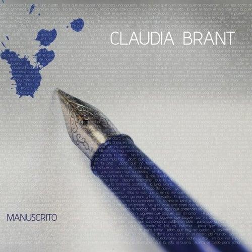 Manuscrito by Claudia Brant