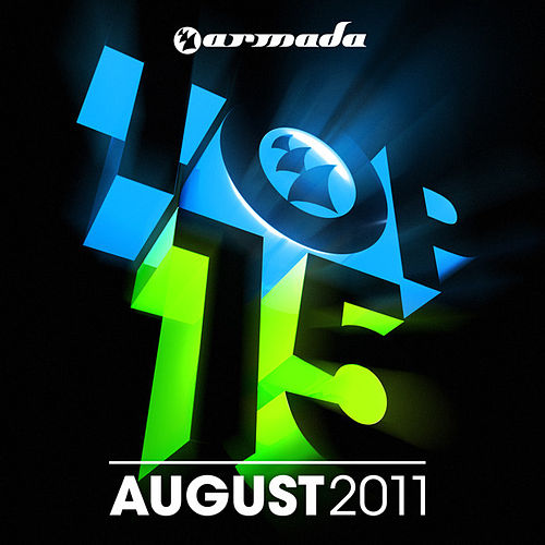 Armada Top 15 - August 2011 von Various Artists