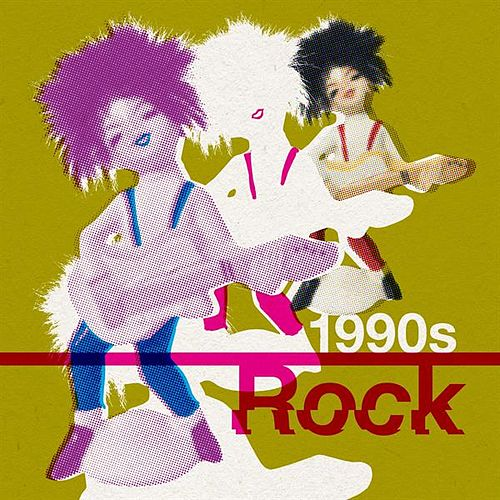 1990s Rock von Various Artists