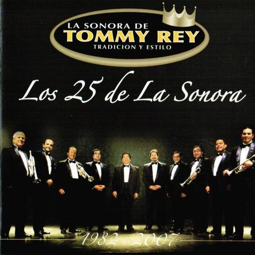 Los 25 de la Sonora de La Sonora de Tommy Rey