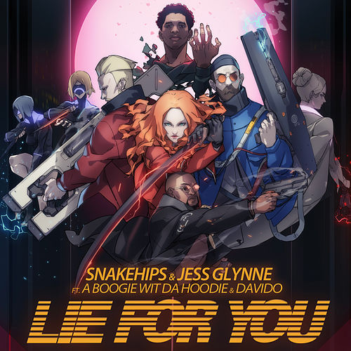 Lie for You von Snakehips & MO