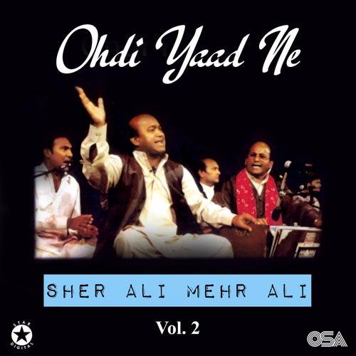 Ohdi Yaad Ne, Vol. 2 by Sher Ali