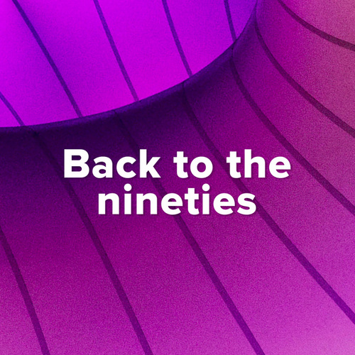 Back to the nineties de Various Artists