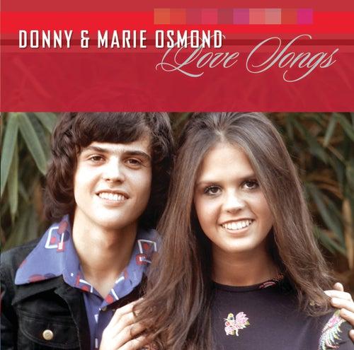 Love Songs von Donny & Marie Osmond