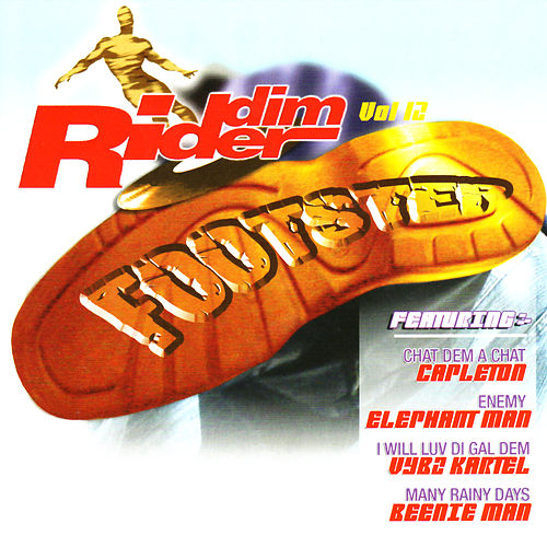 Riddim Rider, Vol. 12: Footstep by Various Artists