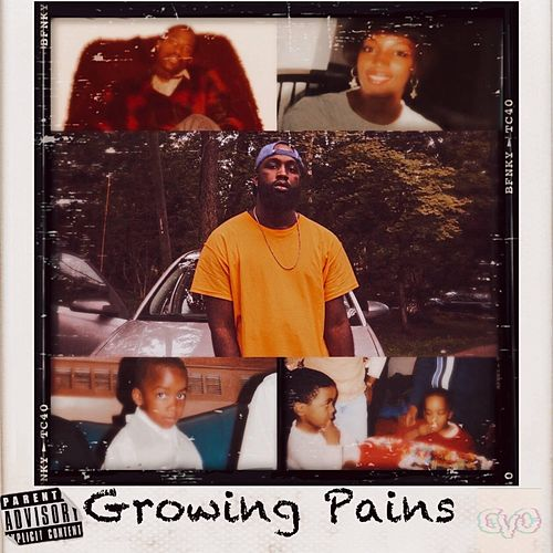Growing Pains de Courage