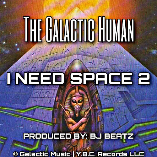I Need Space 2 by The Galactic Human