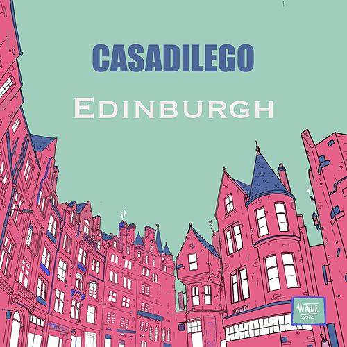 Edinburgh (Attempt No.1) by Casadilego