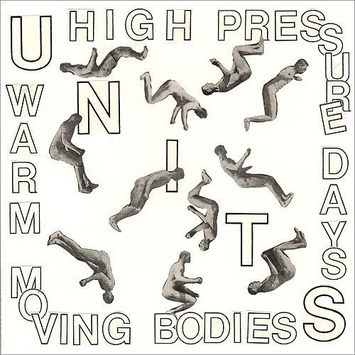 High Pressure Days EP (40th Anniversary) [Remix] de The Units