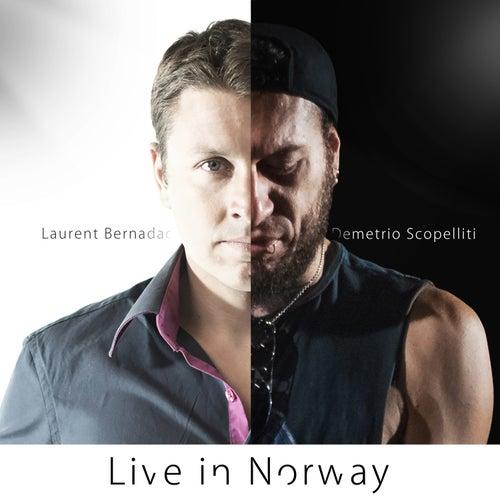 Live in Norway fra Demetrio  Scopelliti