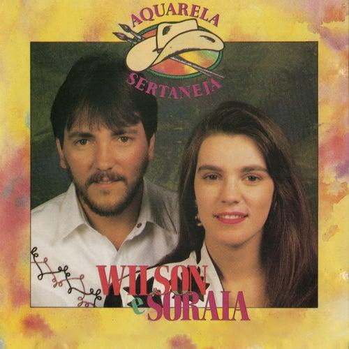 Aquarela Sertaneja de Wilson e Soraia