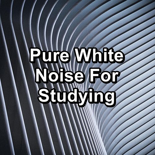 Pure White Noise For Studying by White Noise Pink Noise