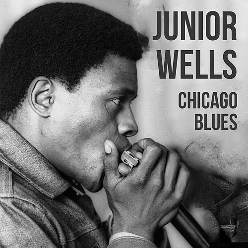 Junior Wells, Chicago Blues by Junior Wells