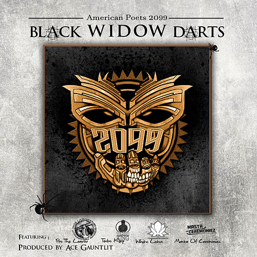 Black Widow Darts by American Poets 2099