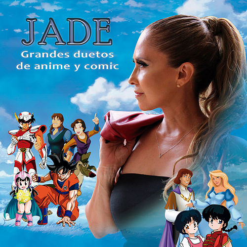 Grandes Duetos de Anime y Comic by Jade