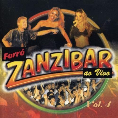 Forró Zanzibar Ao Vivo, Vol. 4 von Zanzibar
