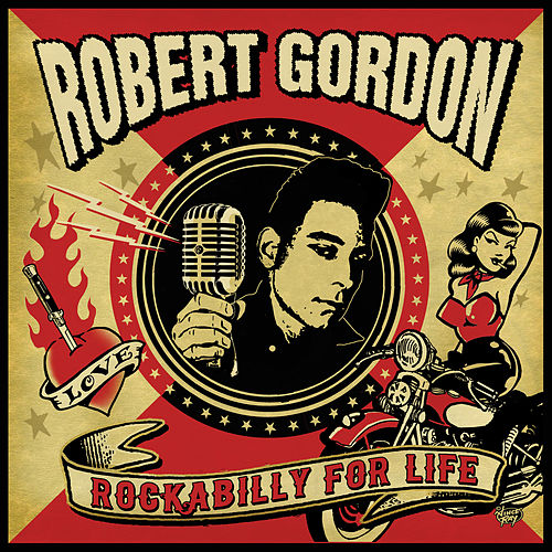 Rockabilly for Life by Robert Gordon
